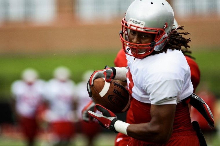 Senior+wide+receiver+Quinterrance+Cooper+has+seen+good+times+and+bad+at+Western%2C+but+before+coming+to+WKU+had+seen+almost+only+good.