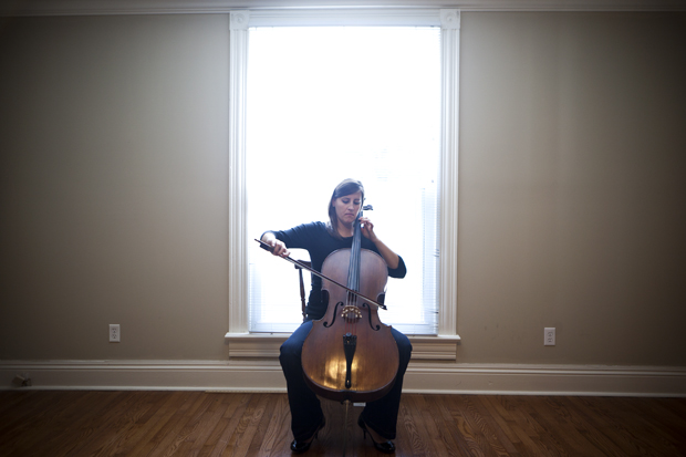 Susan+Abell+Houghton%2C+22%2C+of+Bowling+Green+has+been+playing+cello+since+she+was+14+years+old.++She+is+now+a+graduate+assistant+for+the+WKU+Music+department+and+also+teaches+orchestra+at+the+local+elementary+and+middle+schools.++Learning+music+is+a+challege%2C+and+I+am+constantly+being+challenged.++I+dont+feel+like+I+could+ever+fully+master+the+cello+which+makes+it+fun%2C+Houghton+said.