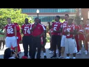 WKU will run through the T, begin other gameday traditions