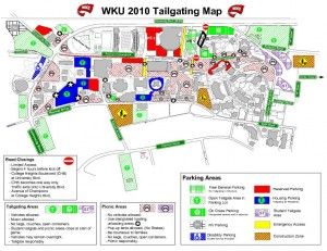 Tailgating playbook: WKU community prepares for season's first tailgate