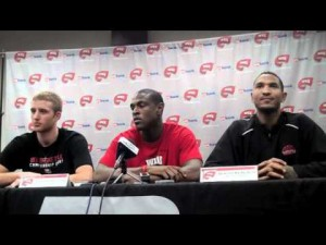 Men's Notes: WKU downplays high expectations at basketball media day