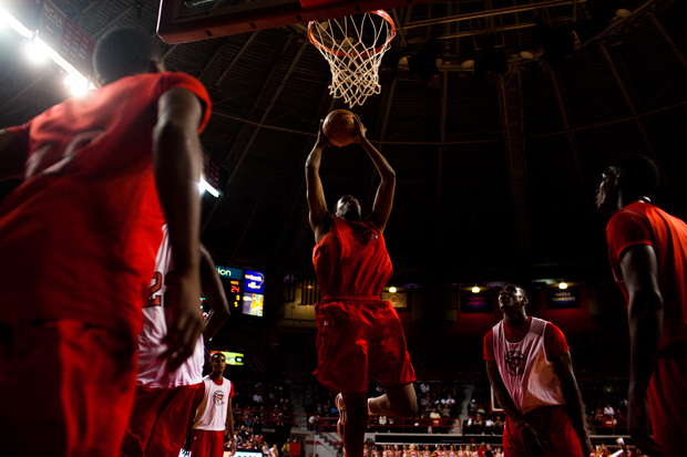 Look for updates and analysis from WKU's first of two exhibition basketball games from Diddle Arena. The Toppers tip against Campbellsville at 3 p.m. CT.