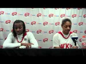 Howard's hot shooting pushes Lady Toppers to win over Grambling