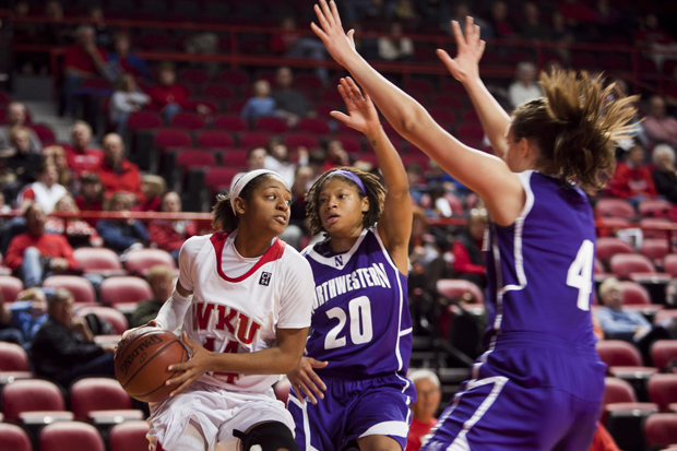 WKU+%281-5%29+hosts+Kent+State+%286-1%29+at+7+p.m.+Tuesday.+Follow+along+with+the+Herald%27s+live-blog+coverage+from+Diddle+Arena.