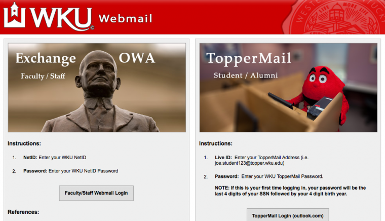 WKU%27s+new+e-mail+system%2C+seen+here%2C+can+be+accessed+at+webmail.wku.edu.+The+change+to+TopperMail+begins+Jan.+3%2C+and+old+%40wku.edu+e-mails+become+inactive+beginning+March+1.