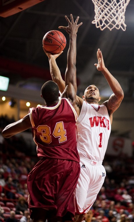 Senior forward Sergio Kerusch led WKU with 24 points, but the Toppers fell at Troy Thursday, 82-68. The loss was WKU's fifth straight, dropping them to 5-10 overall.