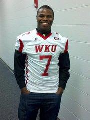 WKU+linebacker+C.J.+Odom