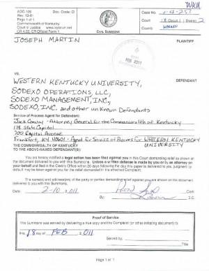 Former employee sues WKU, claiming mistreatment in firing