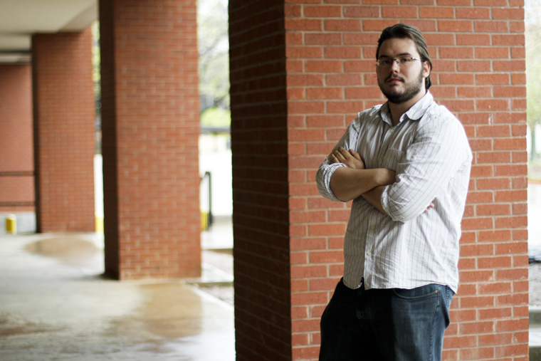 """Student Government Association President Colton Jessie was elected in March of last year, and his term is up in May. """"This has been a good experience for me,"""" he said. """"It was a full-time job and a lot of hard work. I feel satisfied stepping back and seeing what they will do this coming year."""""""