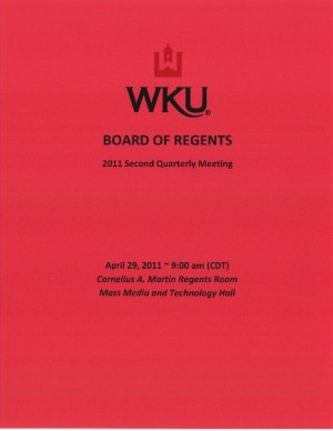 Regents approve all action items at Fridays meeting