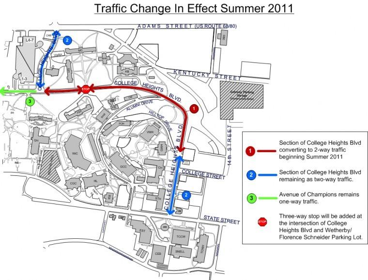 New Traffic Plan