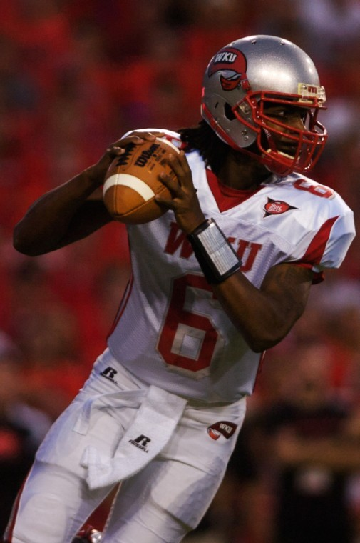 Junior+quarterback+Kawaun+Jakes%2C+starter+of+WKU%27s+12+games+last%0Ayear%2C+is+poised+to+fill+that+role+again+this+season.%0A