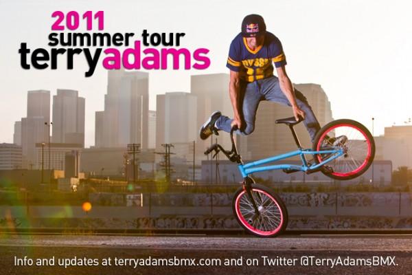 Terry+Adams%27+2011+Summer+Tour