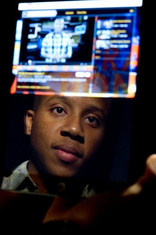 """WKU alumnus Marcus Steele resorted to an alternative method of getting his name out in the broadcast world by creating a video series on Youtube. Steele wants to give undiscovered artists a chance to get noticed on his broadcast called """"After Hours."""""""