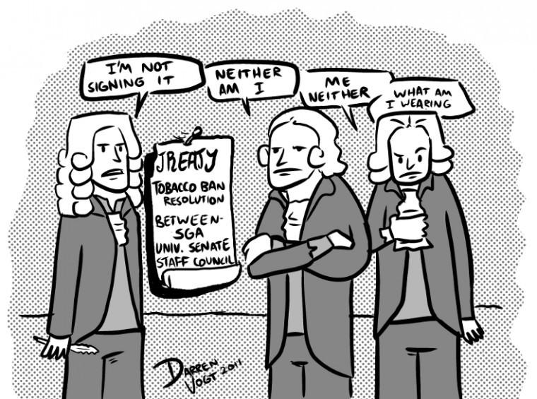 Sept. 27, 2011 Editorial Cartoon