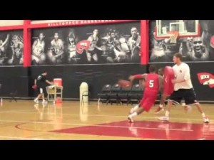 Basketball Notes: Intensity level high at WKU's first practice