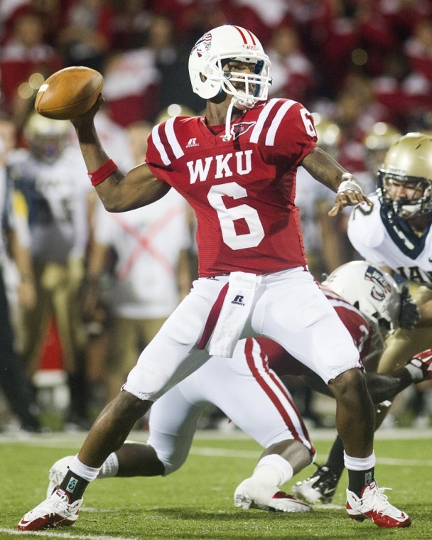 WKU is seeking its sixth straight Sun Belt Conference win and to remain in contention for the league championship Saturday at North Texas.