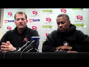 Bjork working on new contract for WKU coach Taggart
