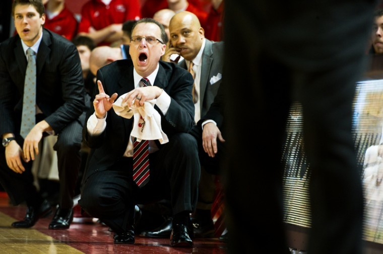 Ray Harper was named the full-time coach for WKUs mens basketball team on Sunday. Since Harper took over on Jan. 6, WKU has seen the four largest home attendances this season in Harpers four games at Diddle Arena.