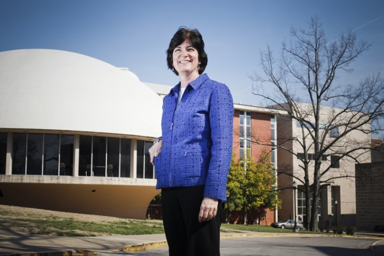 After+years+as+associate+dean+for+Scholarship+at+Xavier+University+of+Louisiana+in+New+Orleans%2C+Cheryl+Stevens+became+the+dean+of+Ogden+College.+Stevens+will+now+serve+as+the+acting+provost+after+Terry+Ballman%27s+resignation.%C2%A0