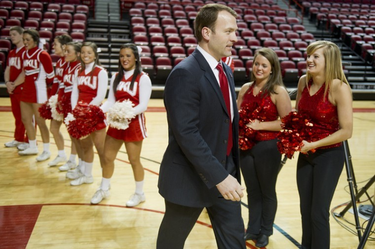 Ross+Bjork+served+as+WKU%27s+athletics+director+for+two+years+before+accepting+the+same+job+at+Ole+Miss+Wednesday.+Bjork%27s+tenure+included+a+number+of+firings+and+hirings+at+various+head+coaching+positions.