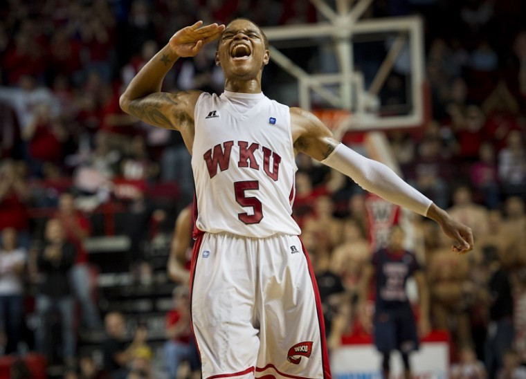 Freshman guard Derrick Gordon will transfer from WKU, a source confirmed to the Herald on Thursday. Gordon led the team in scoring and rebounding as a freshman en route to being named a Third Team All-Sun Belt Conference Selection.