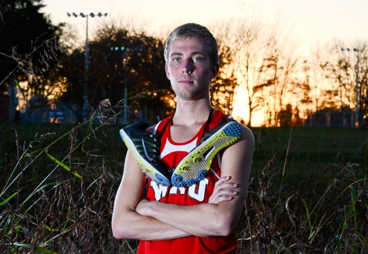 Sophomore+Cross+Country+runner+Sean+Hurd+from+Crofton+is+going+to+be+competing+in+the+Sun+Belt+Championships+on+Saturday+Oct.+27%2C+2012.+I+think+everyone+on+team+is+ready%2C+said+Hurd%2C+Its+going+to+be+a+lot+tougher+this+year+but+we+have+all+the+pieces+of+the+puzzle+and+I+think+we+can+fit+them+together+by+the+time+conference+rolls+around.%0A