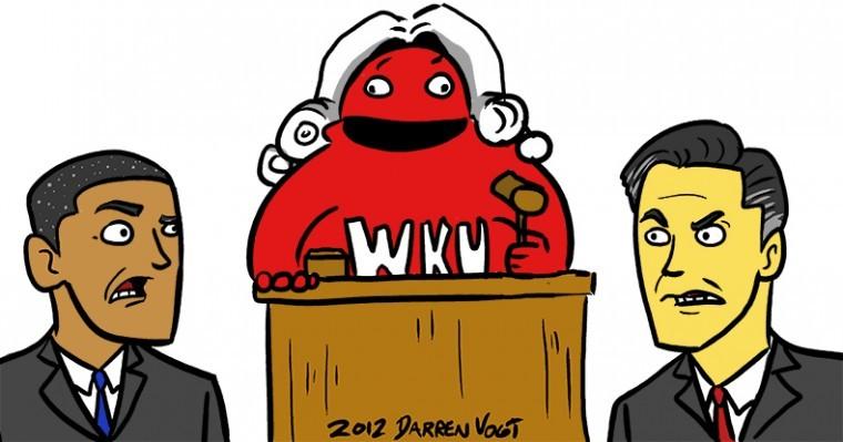Friday, Oct. 19, 2012 Political Cartoon