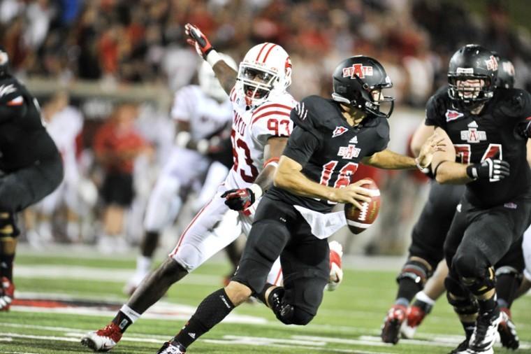 WKU+won+26-13+against+Arkansas+State+at+Liberty+Bank+Stadium+on+Sep.+29%2C+2012.%0A