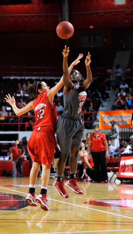 WKU+had+their+Hilltopper+Hysteria+at+Diddle+Arena+on+Oct.+12%2C+2012.%0A