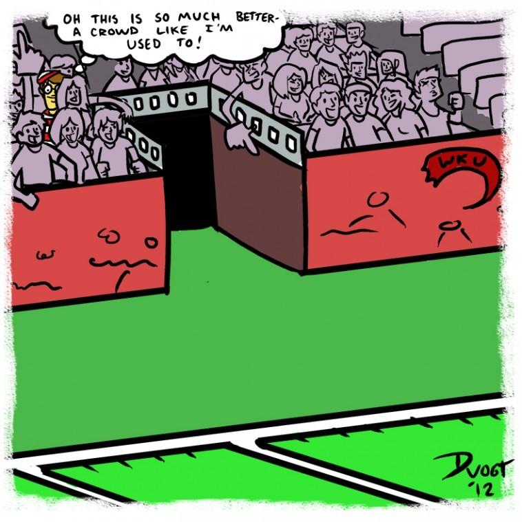 Tuesday, Oct. 23 Editorial Cartoon
