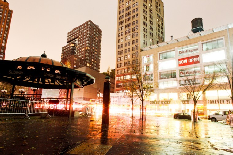 Union+Square+without+any+electricity.+Lower+Manhattan+lost+power+due+to+Hurricane+Sandy+on+Oct.+29%2C+2012.%0A