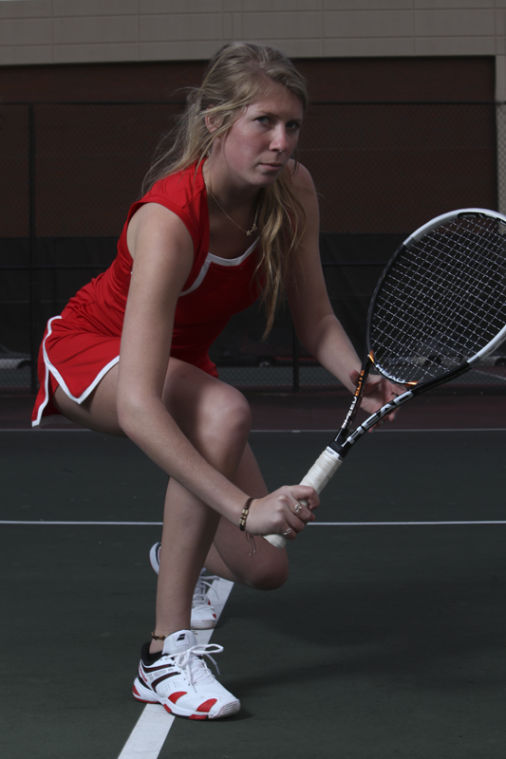 Louisville+sophomore+Maddie+Phillips+has+been+playing+tennis+since+she+was+5+years+old.+At+WKU%2C+she+plays+either+first+court+doubles+or+second+or+third+singls.+%22I+have+to+play+both+each+match%2C%22+Phillips+said.%0A