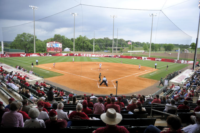 The Lady Toppers played at Rhoads Stadium on Friday afternoon in their first NCAA Regional Softball Tournament. WKU won 3-0 against USC Upstate in the NCAA Regional Softball Tournament at Rhoads Stadium in Tuscaloosa, Ala. on Friday May 17, 2013.