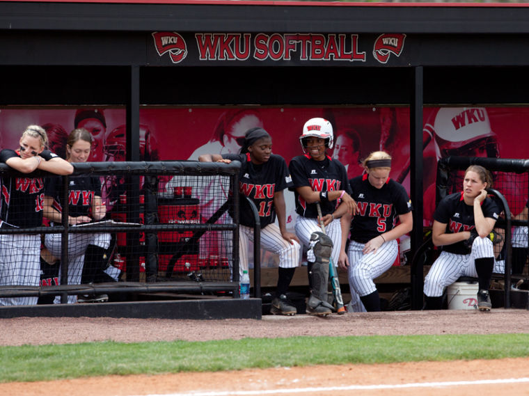 The+WKU+softball+team+completed+a+three-game+sweep+against+Louisiana+Monroe+on+Sunday.+The+Toppers+defeated+the+Warhawks+8-3.%0A