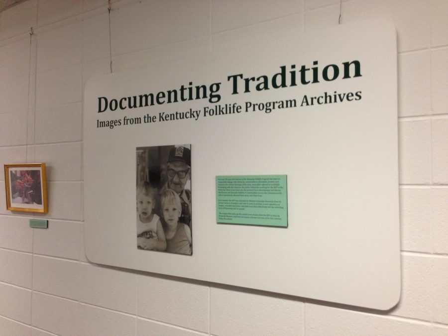 The+new+exhibit+Documenting+Tradition+opened+at+the+Kentucky+Museum+June+1+and+runs+through+Oct.+19.%0A