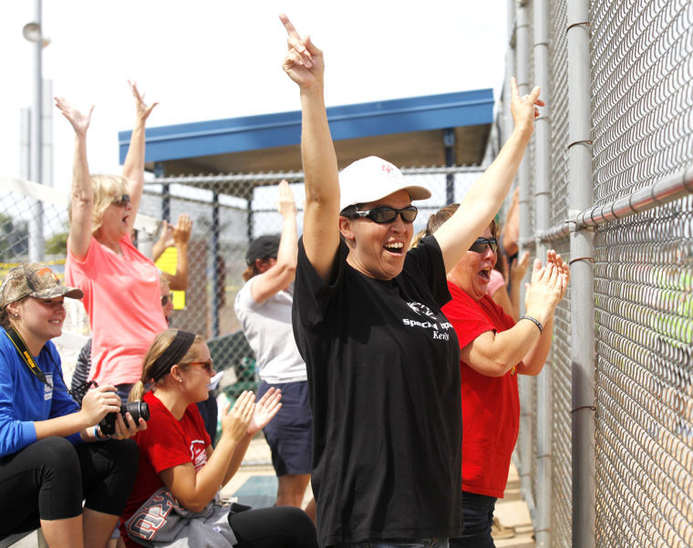 SOKY Special Olympics State Softball Tournament 3