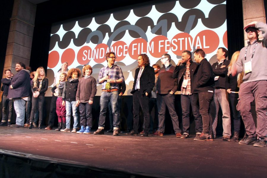 The cast, writers and directors of