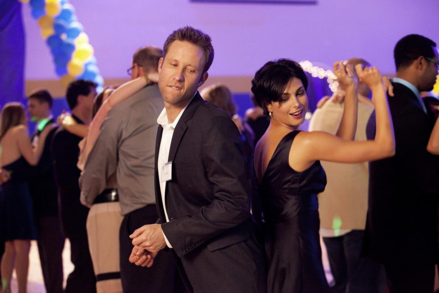 WKU alumnus Michael Rosenbaum (left)and Morena Boccarin star in Back in the Day, set to release January 17, 2014.