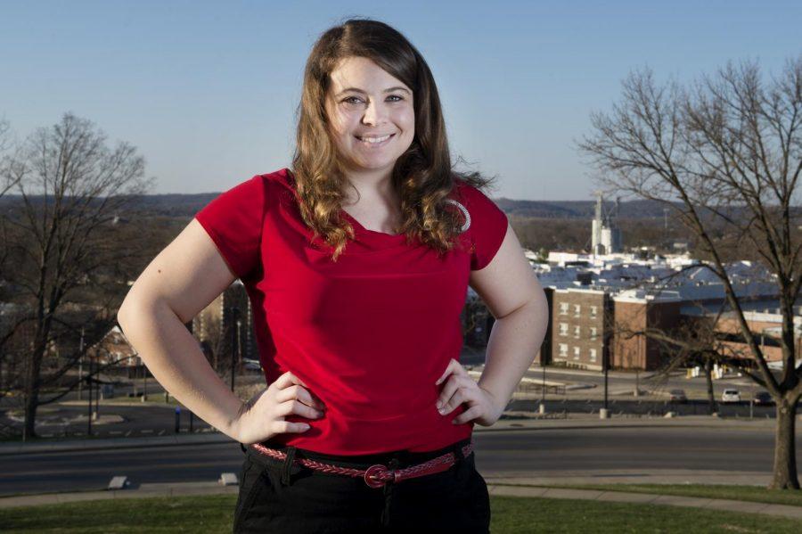 20 year old Metcalfe Meteorology junior Victoria Hampton first internship is working with NASA in California.