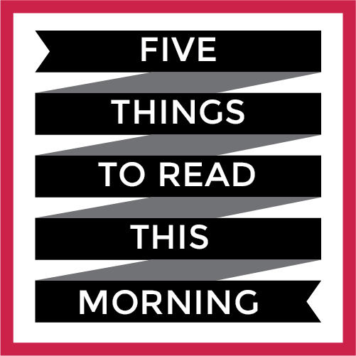 5 things to read