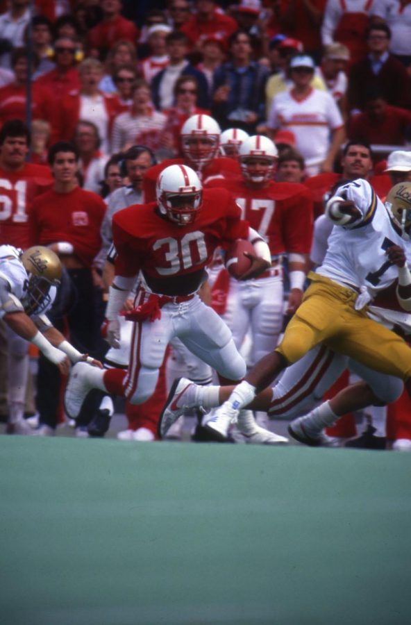 Mike Rozier UCLA 1983
