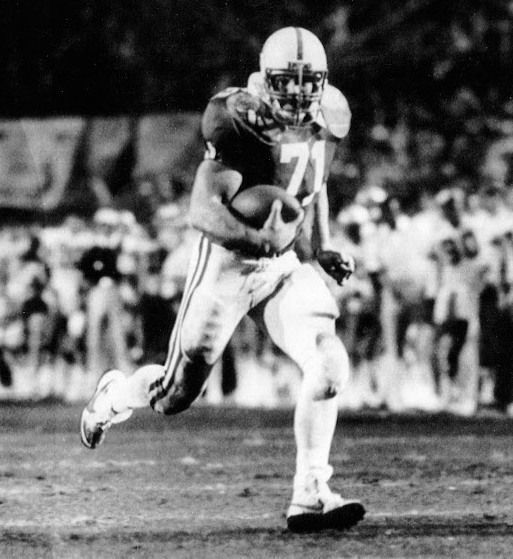 It wasn't the first time Tom Osborne called for the