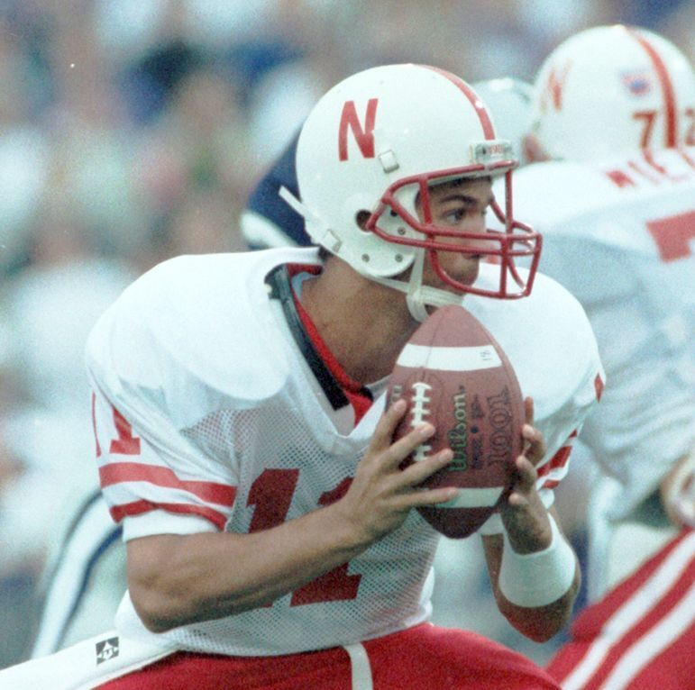 Walk-on quarterback Matt Turman got the start against No. 16 Kansas State on Oct. 15, 1994, and helped the Huskers to a 17-6 victory.