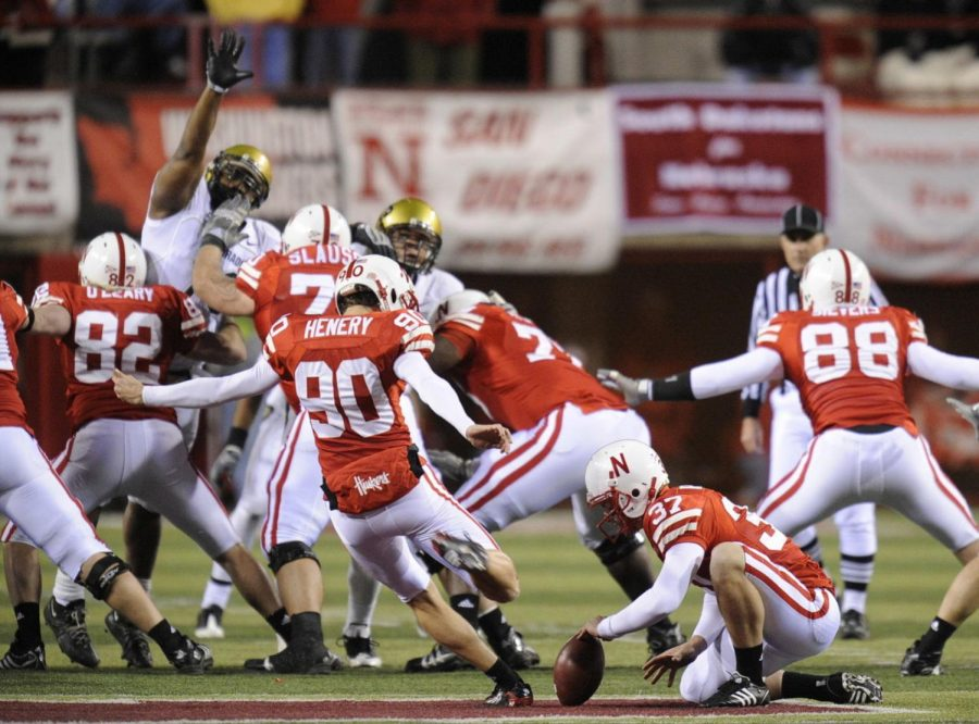 Alex Henerys 57-yard field goal against Colorado in 2008 remains one of the greatest moments in recent Memorial Stadium history.