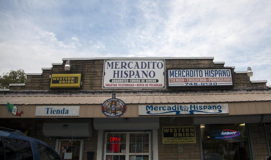 Mercadito Hispano at 204 Woodford Ave. Alyssa Pointer/HERALD