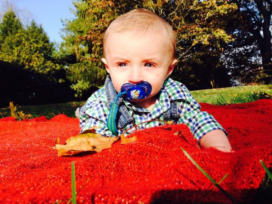 Finn Klingel, the son of Tommy and Paige Klingel, passed away of SIDS at 7-months-old. Kappa Sigma fraternity is planning a T-shirt fundraiser to help off set costs for Finn's parents.