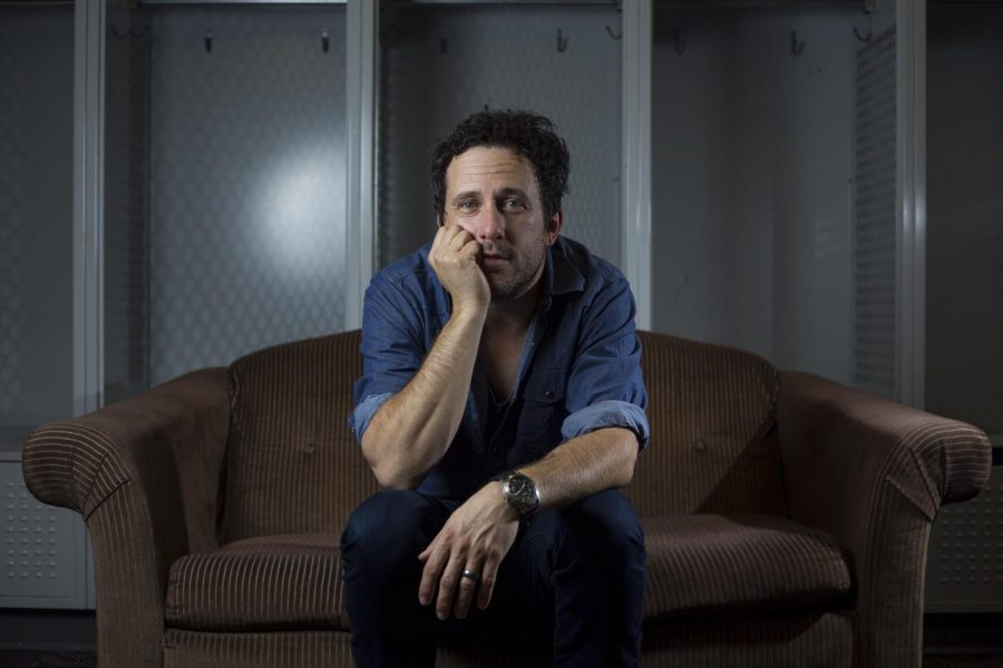 Former WKU student and Grammy-nominated singer-songwriter Will Hoge opened for the Eli Young Band Homecoming Concert at E.A. Diddle Arena Thursday November 6, 2014.