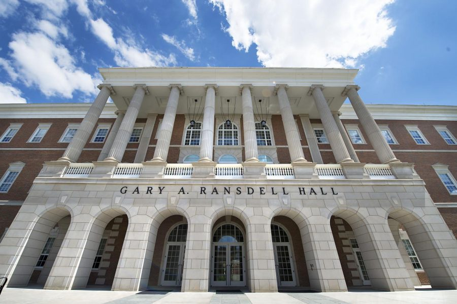 The home of WKU's College of Education and Behavioral Sciences, Gary A. Ransdell Hall, turned four years old on April 29, 2015. The university spent $35 million to accommodate more than 3,000 students through its academic programs, including elementary education, WKU's largest undergraduate program. Nick Wagner/HERALD