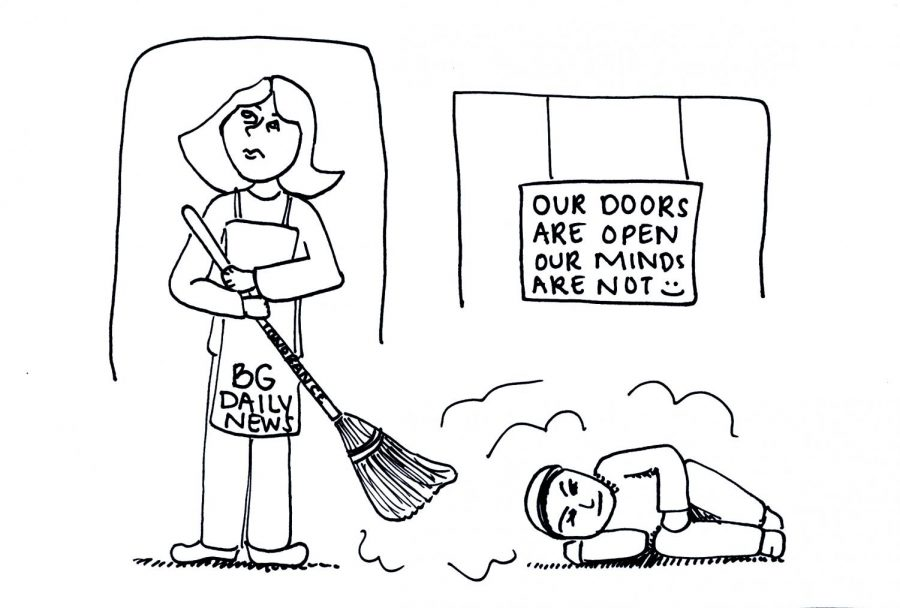homeless+cartoon